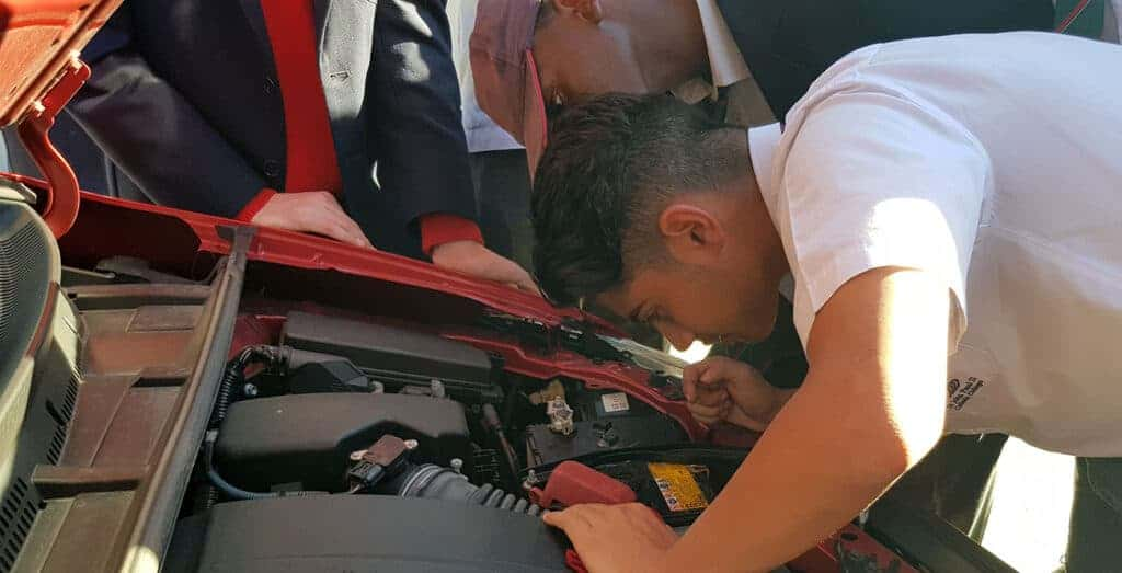 Galmatic High school Car Incursions