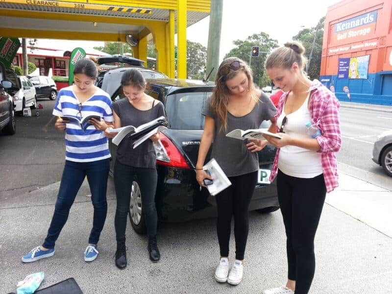 Galmatic Hands-On Basic Car Maintenance Workshops