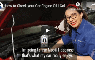 How to check Your Car Engine Oil | Galmatic