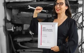 Eleni 2020 Telstra Award